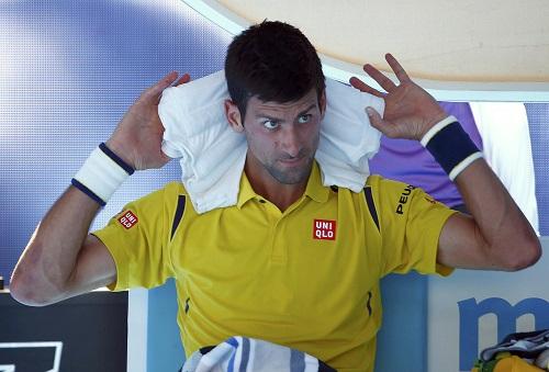 Djokovic cho biết việc các tay vợt bị tiếp cận là có thật. Ảnh: Reuters.