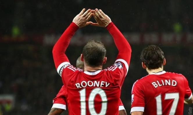 Sau 11 năm, Rooney mới lại ghi bàn ở Anfield. Ảnh: Reuters.