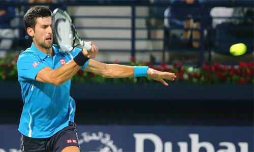 Djokovic có trận thắng thứ 700 trong sự nghiệp. Ảnh: AFP.