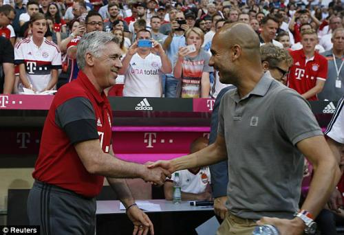 Bayern Munich 1 - 0 Man City: Món quà cho người thầy cũ