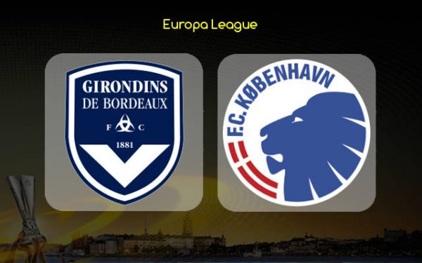 Bordeaux vs FC Copenhagen (23h55 ngày 4/10: Cúp Europa League)