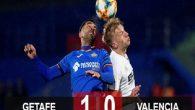 Valencia thua bạc nhược trước Getafe