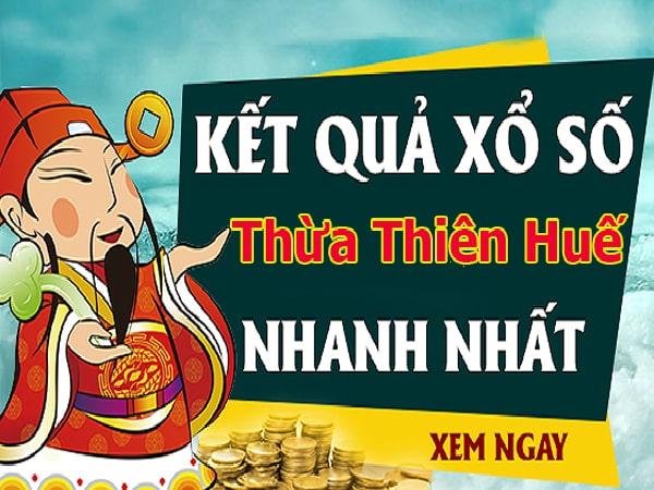 Dự đoán kết quả XS Thừa Thiên Huế Vip ngày 25/11/2019