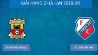Nhận định Go Ahead Eagles vs Utrecht, 0h30 ngày 14/02