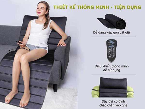 Tuy theo nhu cầu sử dụng mà bạn có thể chọn máy rung massage khác nhau