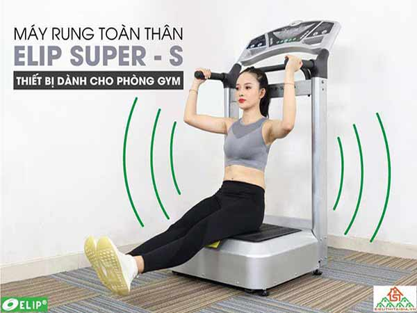 Săn chắc cơ thể hơn với máy rung massage toàn thân