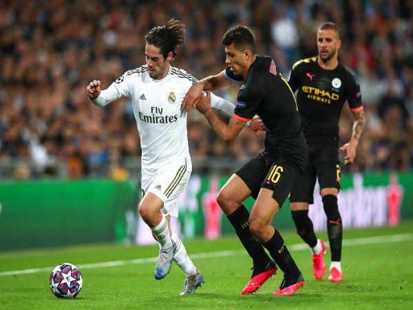 Nhận định kèo Châu Á Man City vs Real Madrid