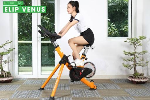 Xe đạp tập ELIP Venus - Giá thành: 4.490.000đ (cập nhật ngày 24/8/2020)