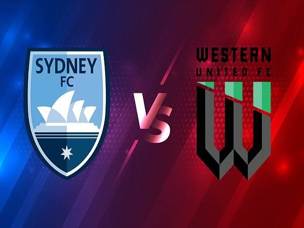 Nhận định kèo Sydney vs Western United – 15h05 10/03, VĐQG Úc