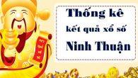 Thống kê xổ số Ninh Thuận 9/4/2021