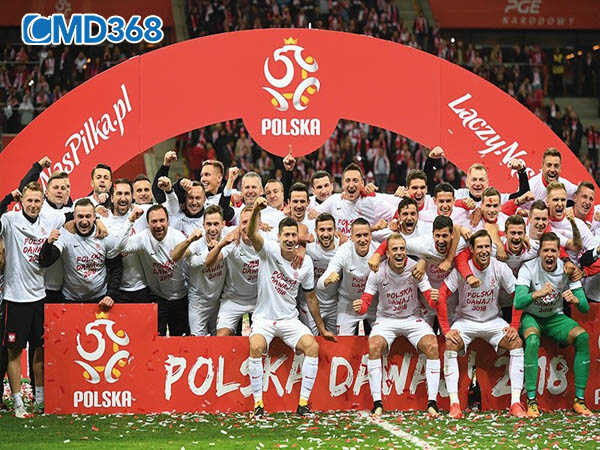 Danh sách dự kiến cầu thủ đội hình Ba Lan giải Euro 2020 năm 2021