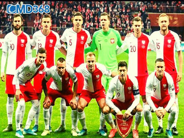 Thành tích đội tuyển Ba Lan tại Euro không nổi bật