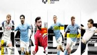 Bóng đá Anh 4/6: Man City thống trị danh hiệu cầu thủ hay nhất NHA