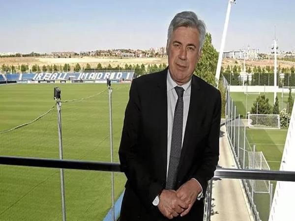 Bóng đá TBN 2/6: HLV Ancelotti hé lộ lý do đồng ý đến Real