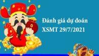 Đánh giá dự đoán XSMT 29/7/2021